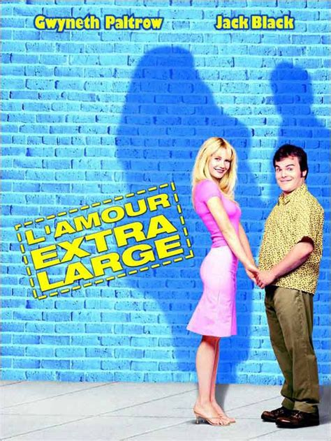 Shallow Hal en streaming ( L'Amour extra large) - Film