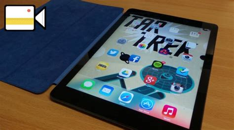 Awesome screen recorder for iPad