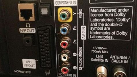 From MHL to Scart and HDMI: Audio and Video connections