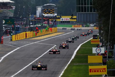 Italy's Monza Might Become the Next Legendary Racing