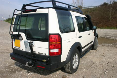 Préparation 4x4 Landrover Discovery III