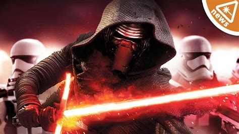 What Kylo Ren's New Look Means for STAR WARS: THE LAST