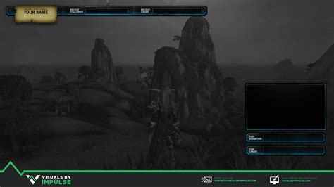 Maker - Twitch Overlay   Visuals by Impulse