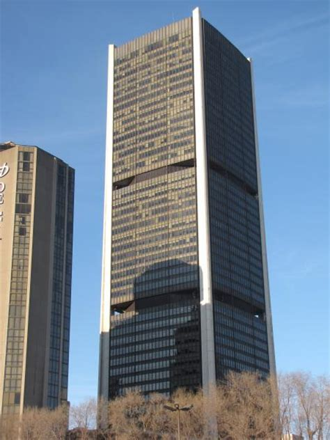 Montreal Stock Exchange Tower - Greater Montreal Area