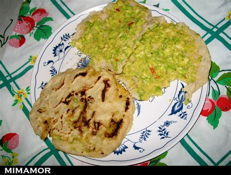 Pupusa de Ayote | Copyright ©All my photographic images