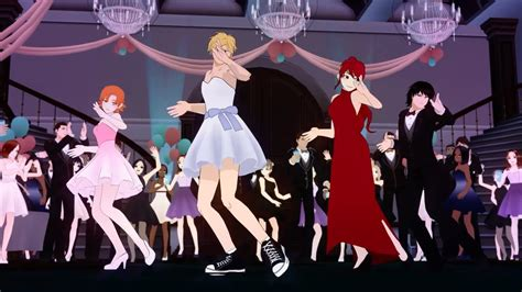 The Ultimate RWBY Dance Party! - YouTube