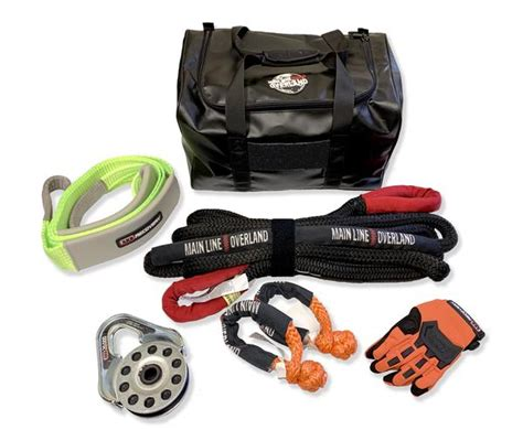 MLO Deluxe Recovery Kit - Main Line Overland