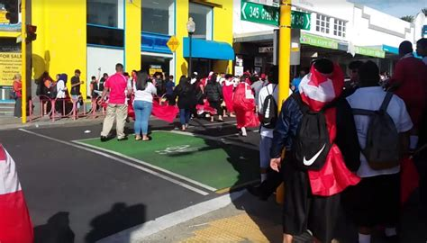 Ugly scenes in Auckland as Tongan and Samoan league fans