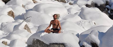 Wim Hof Says He Holds the Key to a Healthy Life – But Will