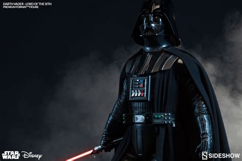 Darth Vader Premium Format Figure Images and Info - The