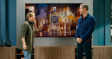 Ryan Reynolds Sneaks an Aviation Gin Ad Into a Movie Ad