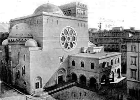 Synagogues of Italy