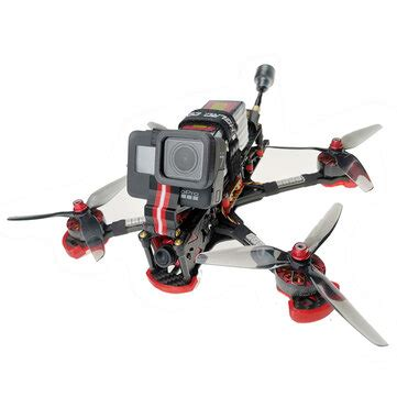 HGLRC Sector 5 V3 6S Freestyle FPV Racing Drone Banggood
