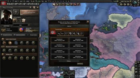 Download mod «EU4 Style Ideas» for Hearts of Iron 4 (1