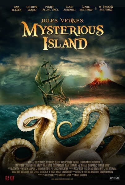 Film Review: Mysterious Island (2010) | HNN