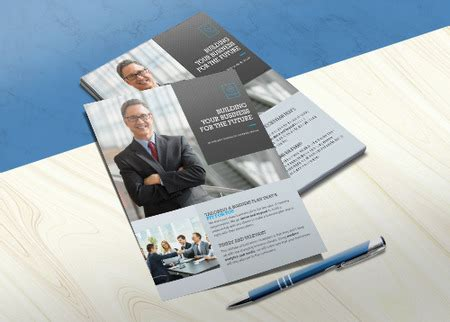 Flyer Printing - Business Flyers, Custom Flyers and More