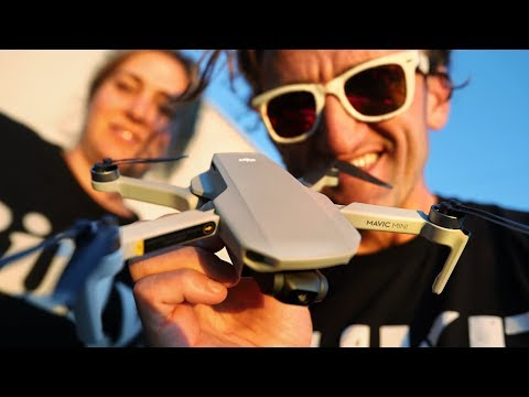 This drone stabilizes high-definition video in-air — and