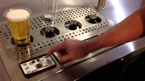 How to Program A Bottoms Up Beer Dispenser - YouTube