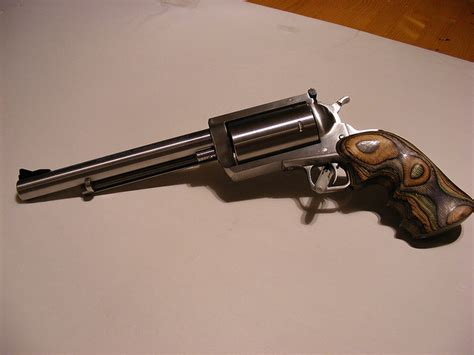 Revolver Magnum Research BFR in 45-70
