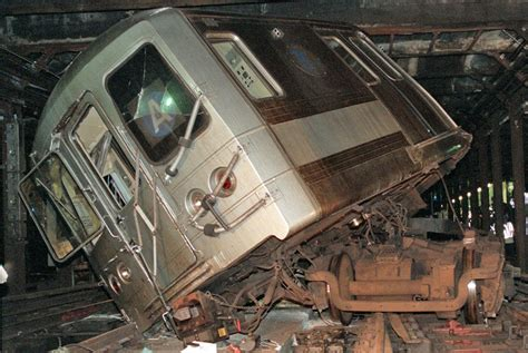 Subway Crash in NYC - Deadly Subway Crashes That Resulted