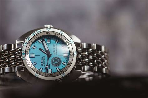 Crown & Caliber and DOXA Team Up to Offer a Capsule