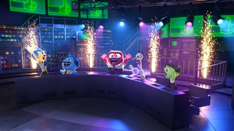 Riley's First Date Is the First 'Inside Out' Short - /Film