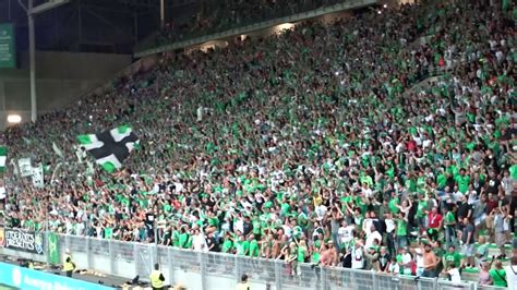 ASSE - amiens chant supporter kop chalala 2 - YouTube
