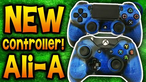 NEW PS4 & XBOX ONE Custom Controllers! - Call of Duty