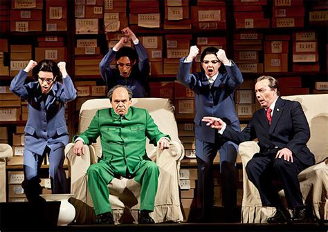 Nixon's operatic journey East arrives at the Met - The