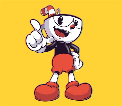 Cuphead by geogant on Newgrounds