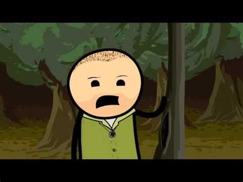 Cyanide & Happiness - Get Out Alive With Ted Bear