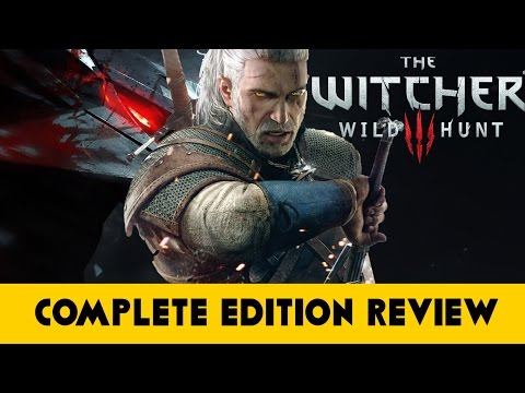 The Witcher 3: Game-of-the-Year-Edition - COMPUTER BILD SPIELE