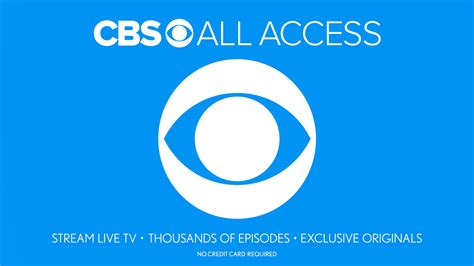 Get Your CBS All Access Gift Card Today