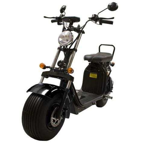 Citycoco Thunder CP1PRO T-cruiser Harley 2 Places 1550W