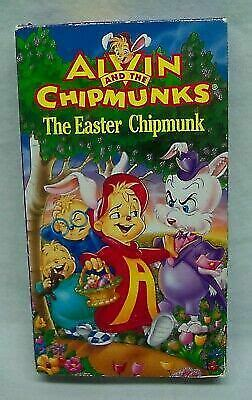 Alvin and the Chipmunks - The Easter Chipmunk (VHS, 1996