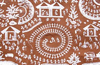 Types of Indian Tribal Paintings