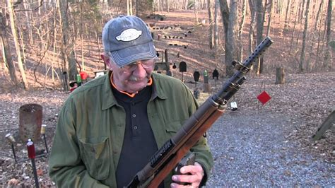 Springfield M1A Scout Squad Rifle - YouTube