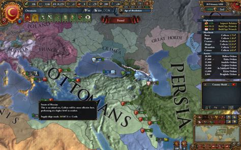 What is it like to play Ottoman Empire in EU4? - Quora