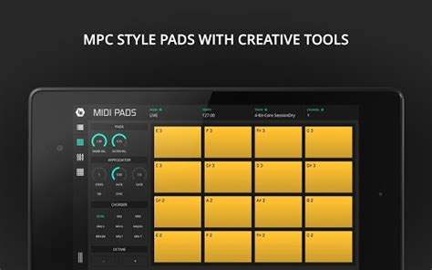 LK - Ableton & Midi Control - Android Apps on Google Play