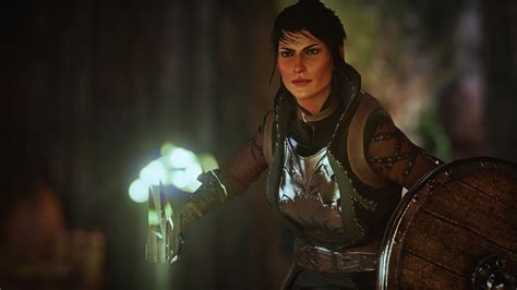 Hairstyle and Complexion for Cassandra at Dragon Age