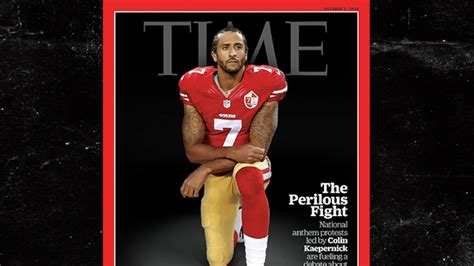 Why Colin Kaepernick's On Cover Of TIME