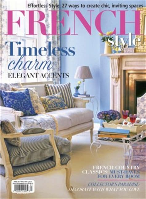 Flea Market Décor Magazine French Style Spring 2016 issue