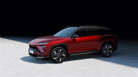 Nio ES6: Second volume model from China's Tesla debuts