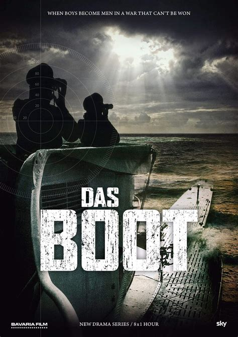 New Deal Paves Way For 'Das Boot' Series Coming to the US