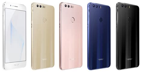 Huawei Honor 8 FRD-UL00 - description and parameters