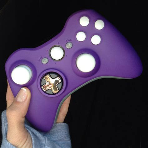 Look at this purple beauty!!! Scuf Gaming Custom Xbox