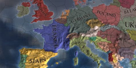 The Glory of The Nations mod for Europa Universalis IV