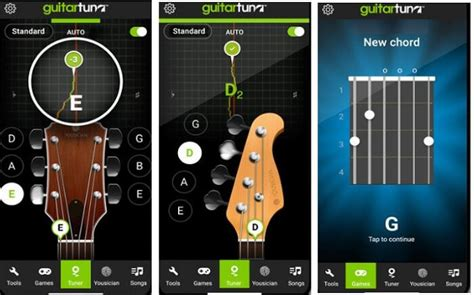 7 Best Android Guitar Tuner Apps for Android Guitarists