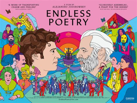 Daily Grindhouse   [NEW JODOROWSKY!] ENDLESS POETRY (2017