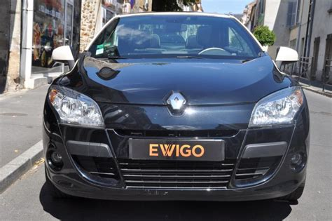 Voiture Occasion Renault Megane III COUPE CABRIOLET 1